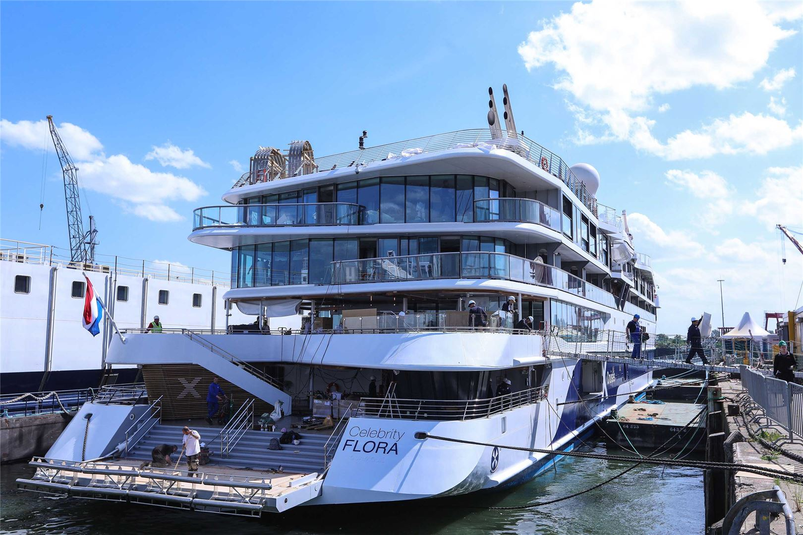 Celebrity Flora Celebrity Cruises