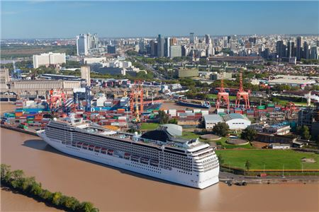 Port of Buenos Aires Set for $200 Million Revamp