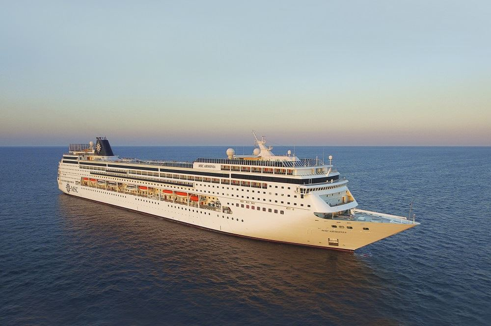 MSC Cruises to Homeport in Tampa for First Time