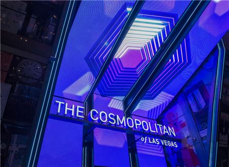 Cosmopolitan of Las Vegas Will Open New Urban Food Hall on Labor Day Weekend