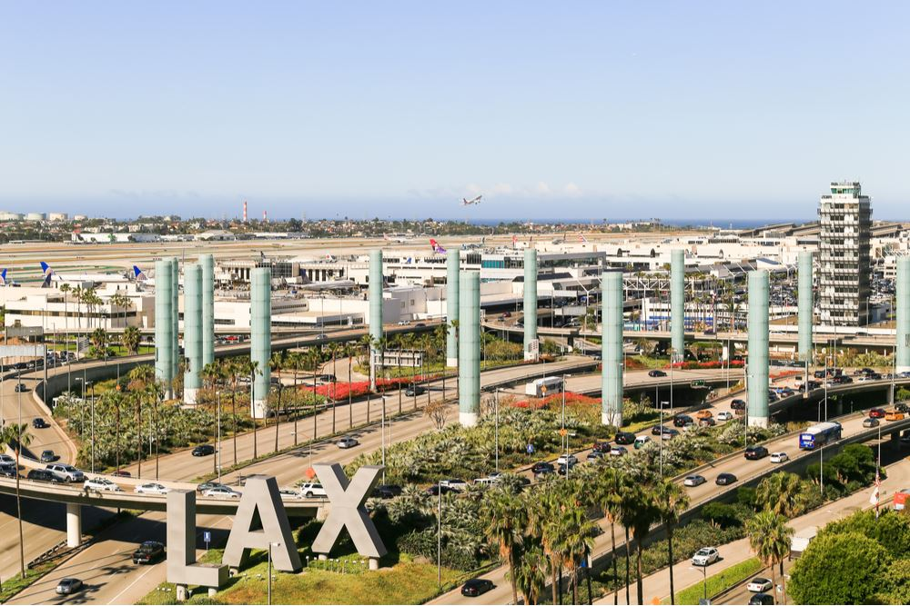LAX Ending Curbside Taxi and Rideshare Pick-Ups