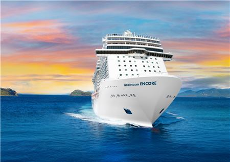 Norwegian Cruise Line Unveils Name of Newest Ship