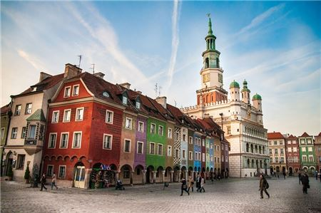 Poland Is the Place to Be and the Destination to See