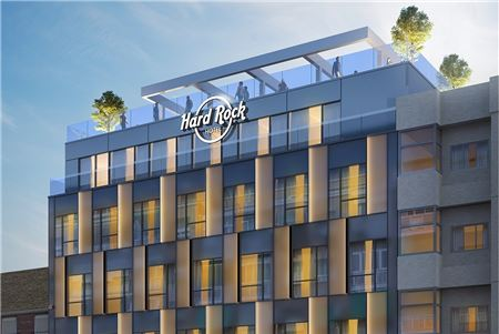 Hard Rock to Open Madrid Hotel in 2019