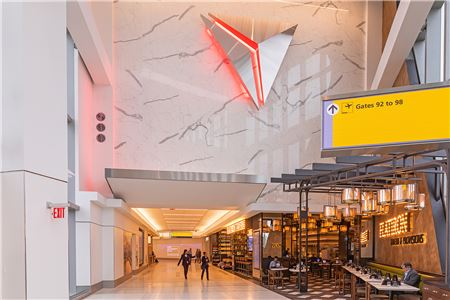 Delta Air Lines Completes New Concourse at LaGuardia Airport