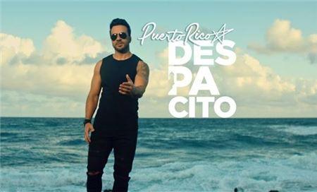 Puerto Rico Names 'Despacito' Singer Luis Fonsi Global Ambassador
