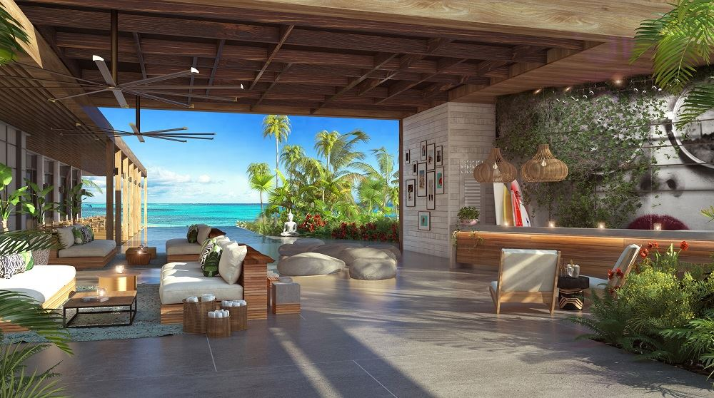 Dream Hotel Group Enters Turks & Caicos Market
