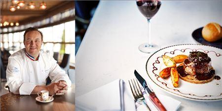 Princess Cruises Adding Emmanuel Renaut Restaurant to Sky Princess