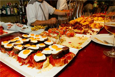 Spain's San Sebastian Ranked as Top City for Foodies