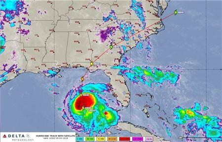 Hurricane Michael Disrupts Air, Cruise Travel