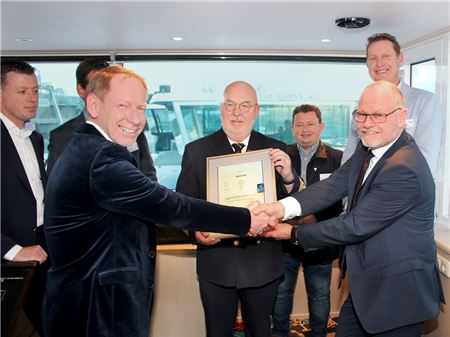 AmaKristina Becomes First River Cruise Ship to Receive Green Award Certification