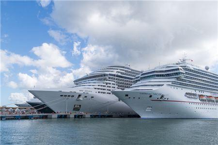 San Juan, St. Maarten, and St. Thomas Set Dates for Cruise Ship Returns