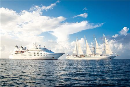 Windstar Cruises Launches Star Collector With Longer Voyages