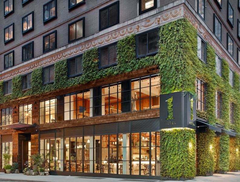 1 Hotels to Make Canadian Debut in Toronto
