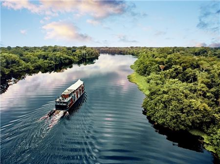 Uniworld River Cruises to Make South America Debut in 2020