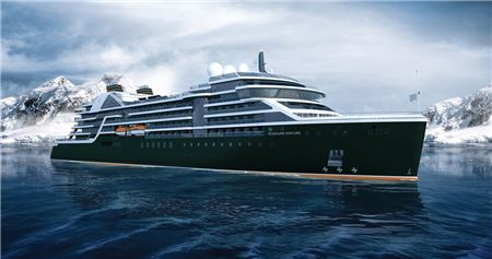 Seabourn Releases Preview of New Purpose-Built, Luxury Expedition Ships