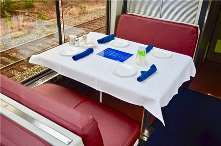 Amtrak Retiring Its Dining Cars on Long-Distance Trains