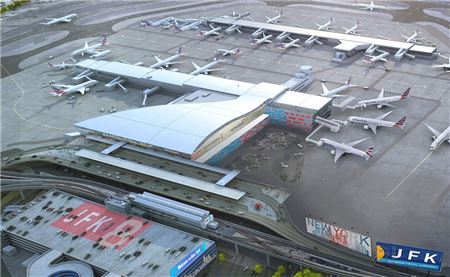 American Airlines and British Airways to Begin Redevelopment of JFK Terminal