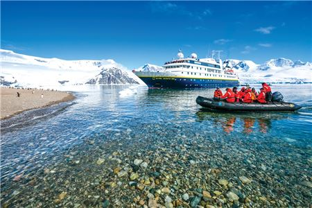 Hyatt Further Expands Loyalty Program with New Lindblad Partnership