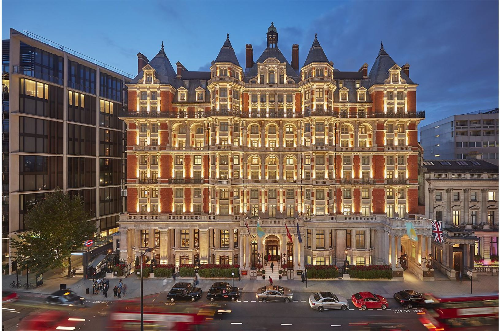 Mandarin Oriental London Hyde Park Seeing Big Demand for Reopening