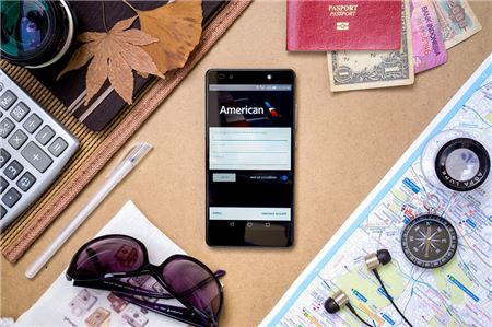 American Airlines Introduces Passport Scanning Feature for Mobile App