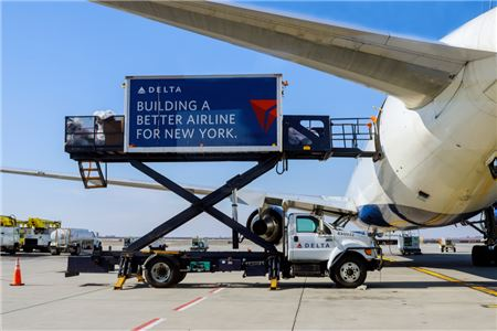 Delta Air Lines Plans Dramatic Expansion of JFK Terminal
