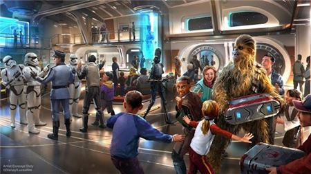 Disney World's Star Wars Hotel to Begin Taking Reservations Later This Year