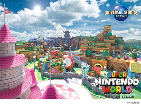 Universal Confirms that Orlando's Epic Universe Will Include Super Nintendo World