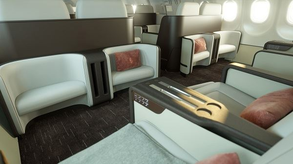 Four Seasons Private Jet Luxury