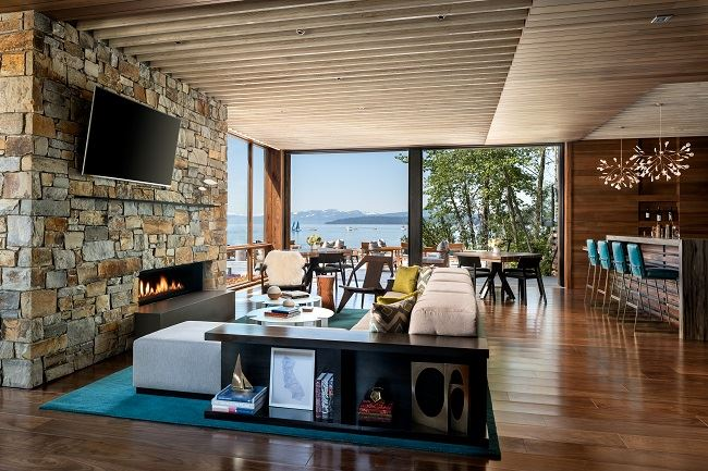 Lake Club, Ritz-Carlton, Lake Tahoe