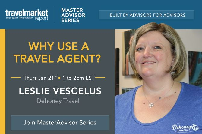 MasterAdvisor Series by TMR: Why Use a Travel Agent in 2021