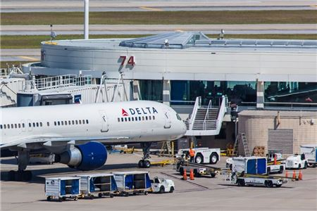 Delta Air Lines Resumes Flights From Atlanta Hub