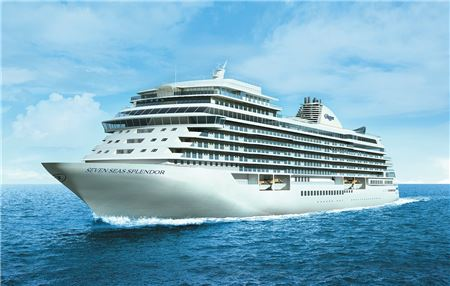 Regent Seven Seas Names Newest Fleet Addition