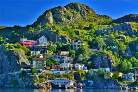 'May Your Big Jib Draw': Seven Irresistible Reasons to Visit St. John's in Canada