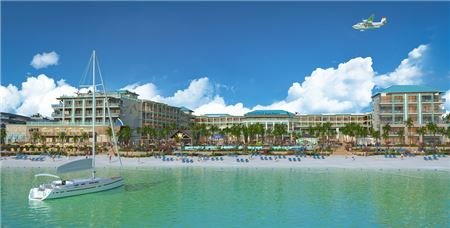 Margaritaville and Karisma Share New All-Inclusive Resort Brand