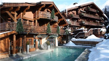 Four Seasons Chalets in French Alps Coming this Winter
