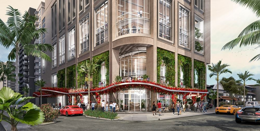 Virgin Hotels Coming to Miami
