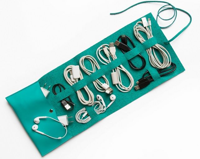 Tangle free cord holder holiday gifts.