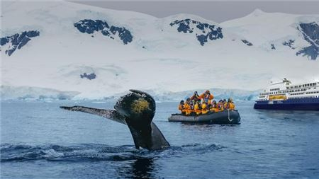 Quark Expeditions Eases Rebooking Policy