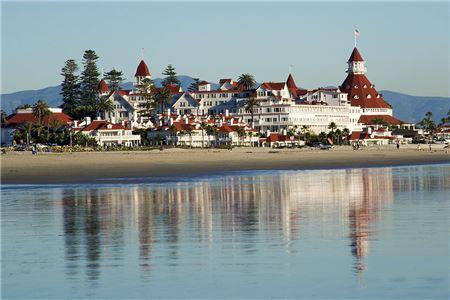Hotel Del Coronado, A Historic Landmark, To Join Hilton's Curio Collection
