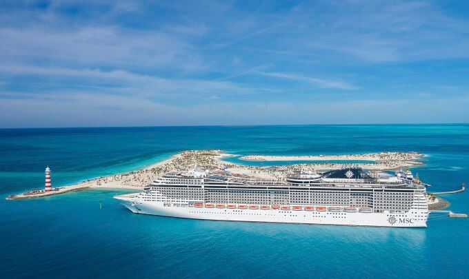MSC Cruises to Sail Seaside, Divina from Port Canaveral