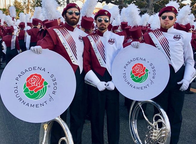 Rose Parade Parade of Roses Pasadena Travel 2019