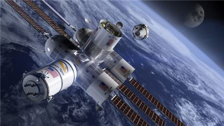 First Luxury Space Hotel to Launch into Orbit by 2022