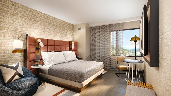 Tempo by Hilton Guestroom