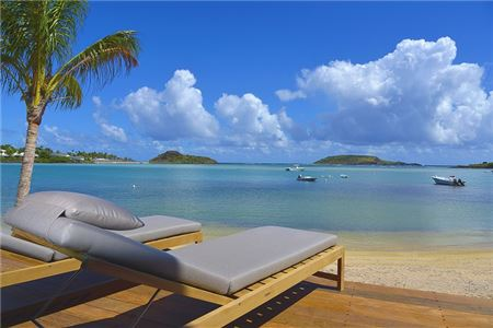 Two Luxury Resorts in St. Barths Set Reopening Dates