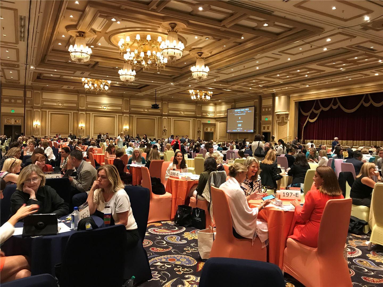 Virtuoso Travel Week 2018 Las Vegas.
