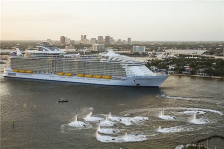 Another Royal Caribbean Ship Changes Formal Dress Code