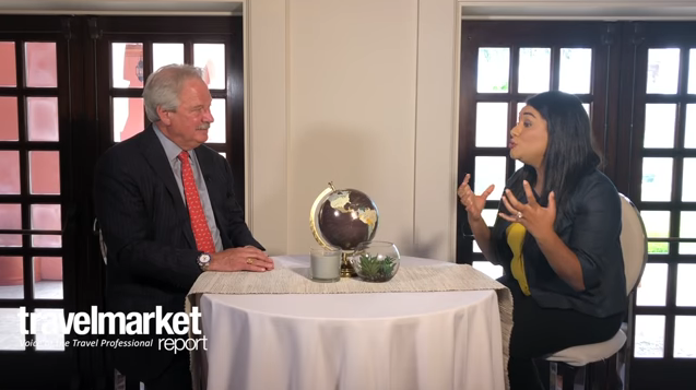 Introducing Travel Market Report TV