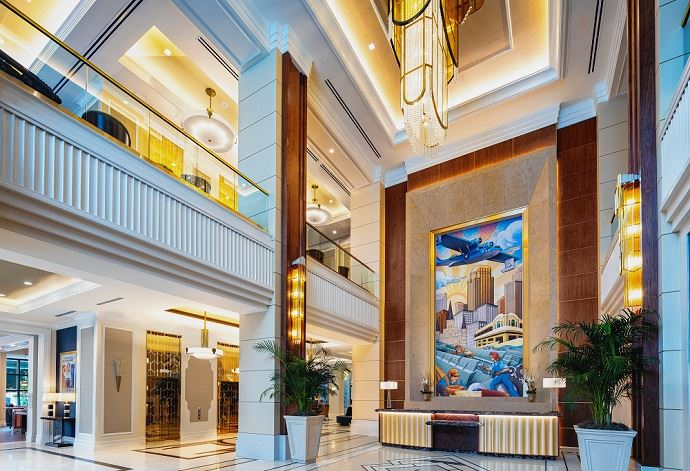 Higgins Hotel New Orleans