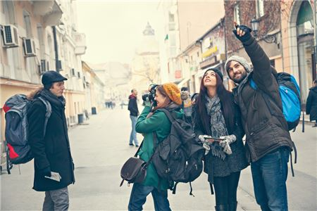 Surprise! Millennials Like Traveling on Guided Vacations
